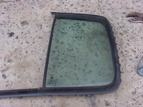 vidro porta traseira clio