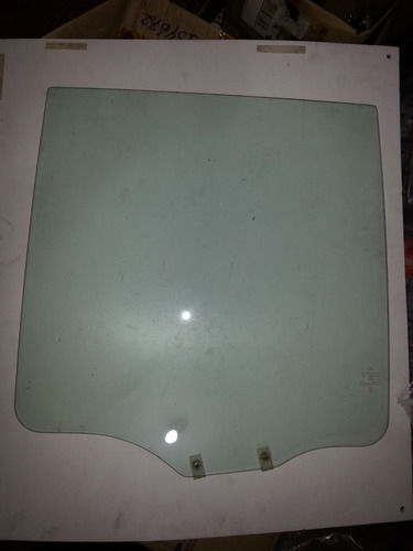 vidro porta traseira esquerda mitsubishi pajero full 01~15