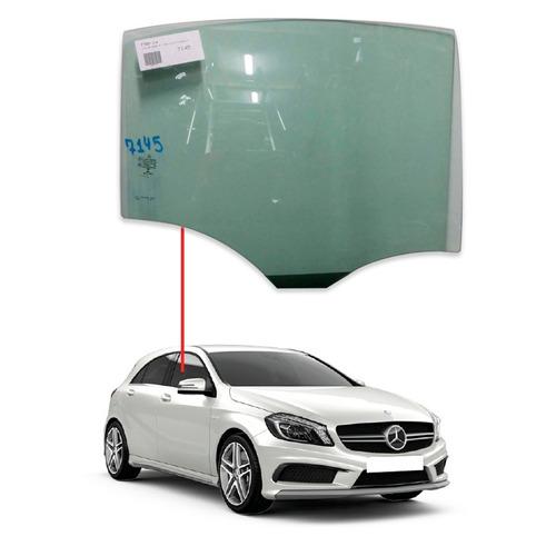 vidro porta traseiro direito mb classe a a250 13/16