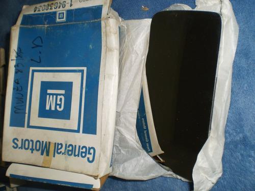 vidro retrovisor monza 83/86 lado direito gm original