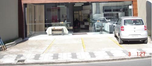 vidro temperado para fachada de loja