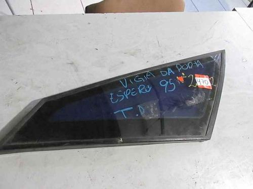 vidro vigia lateral tras/dir- daewoo espero 1995 - r 470 k