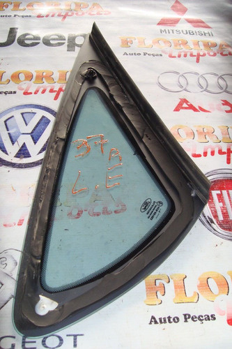 vidro vigia traseira esquerda ford focus 2012 automático