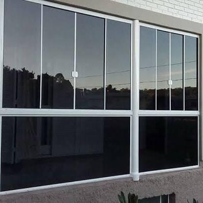 vidros e esquadrias de alumínio