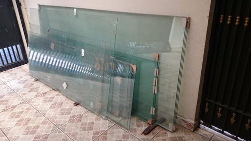 vidros temperados varias medidas, lote ou peça