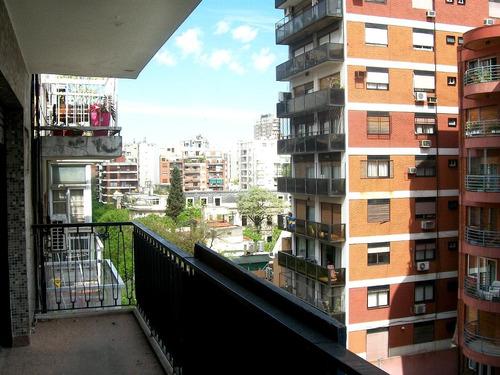 vidt y charcas - piso 200m2 de 5 amb, cochera-venta palermo