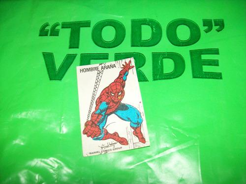 vieja figurita hombre araña dc comics marvel  - no envio