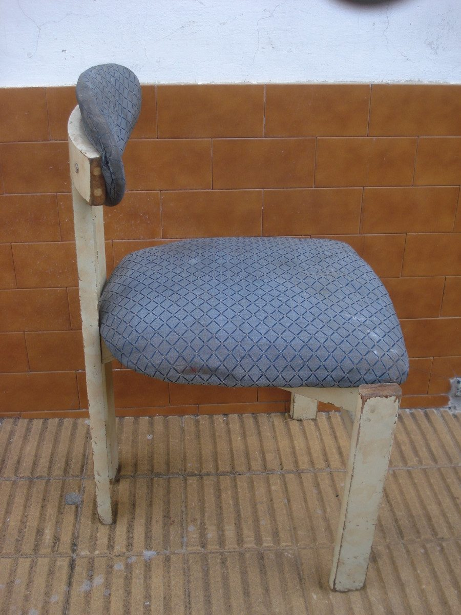 Vieja silla dise o para restaurar 450 00 en mercado libre - Sillas para restaurar ...