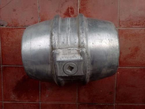 viejo barril metalico cerveceria cuauhtemoc monterrey cbomba