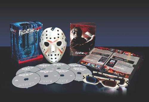 viernes 13 / friday the 13th ultimate collection / dvd