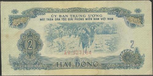 vietnam del sur 2 dong nd1968 pr5