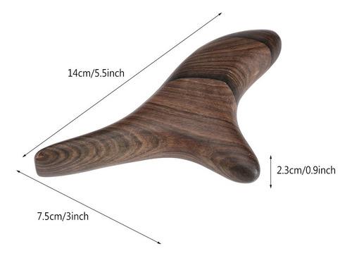 vietnam fragante madera reflexología acupuntura punto taila