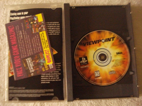 view point play station 1