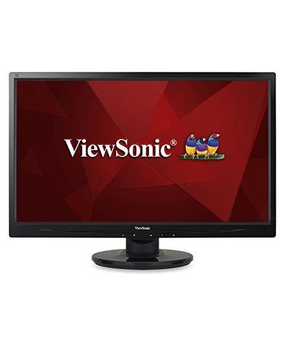 viewsonic va2246m-led 22  1080p led monitor dvi, vga