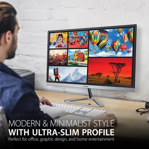 viewsonic vx2276 smhd monitor ips con pantalla panorámica si