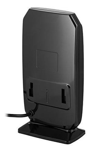 viewtv  antena de interior direccional de banda ancha con