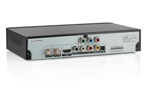 viewtv at-300 atsc convertidor de tv digital paquete con ...