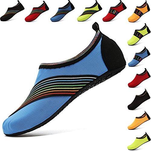 vifuur zapatos de deportes acuáticos descalzo calcetines aqu