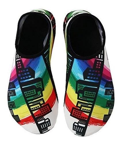 vifuur zapatos para deportes acuáticos calcetines de aqua aq