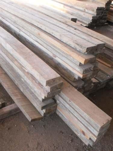 viga de pinus tratado 5x20 cm x 3 m madeira #znf5