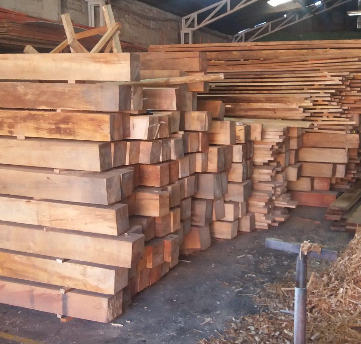 Vigas de roble en mercado libre - Vigas de madera redondas ...