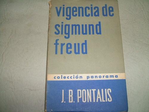vigencia de sigmund freud - j.b. pontalis