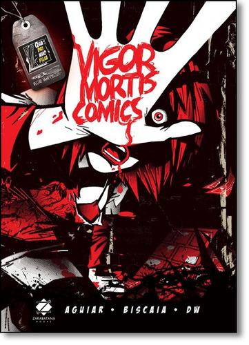 vigor mortis comics - vol.2