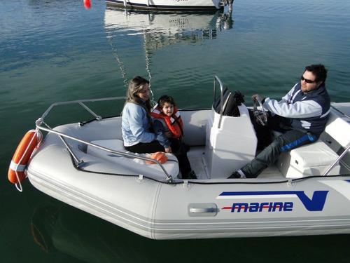 viking 4,6 con yamaha  40 hp 2 t arranque electrico todo okm