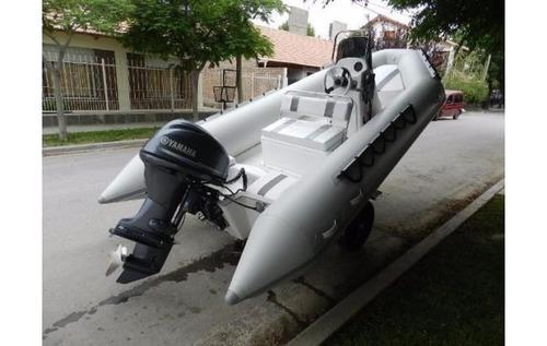viking 4,6 con yamaha 50 hp carburado el mejor