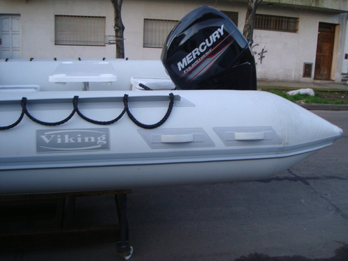 viking 4,9 mts con yamaha 50 hp  efi  4 tiempos ecologico