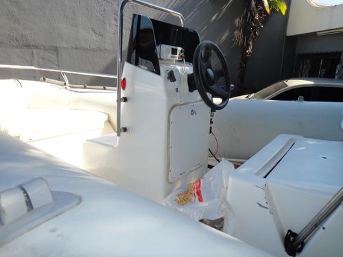 viking 490 prmium c/evinrude e=tec 60 hp ecologico