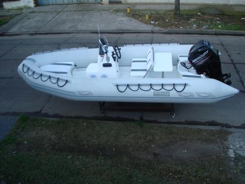 viking 5,2 con evinrude e-tec 60 hp ecologico oportunidad