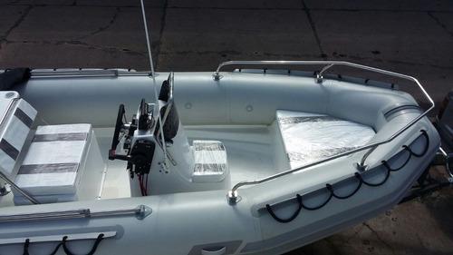viking 5,2 m con mercury  60 hp 4 tiempos ecologico  ( efi )