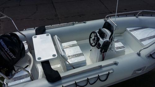viking 5,2 mts con mercury 60 hp 4tiempos ecologico el mejor