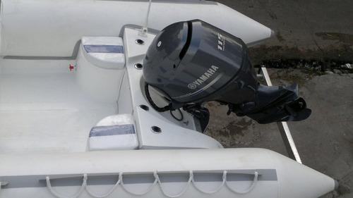 viking  6  m okm c/  yamaha 115 hp 4 tiempos una bestia