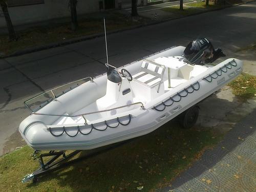 viking 6 mts con 115 hp 4 tiempos mercury el mejor de todos