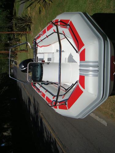 viking 6mts con 115 hp four stroke  espectacular