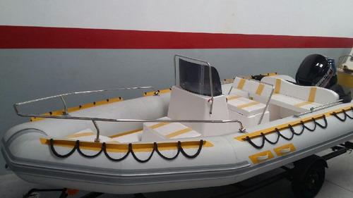 viking 6mts con 115 hp new power stroke 2100 cc