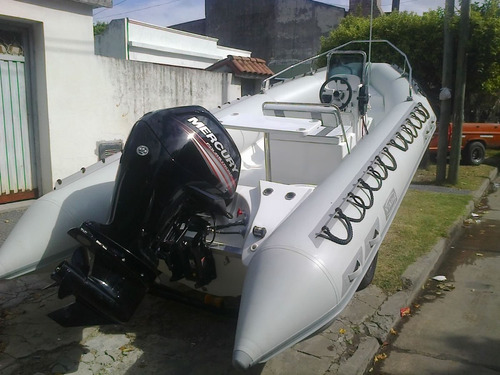 viking 6mts con mercury 115 hp new power stroke 2100 cc