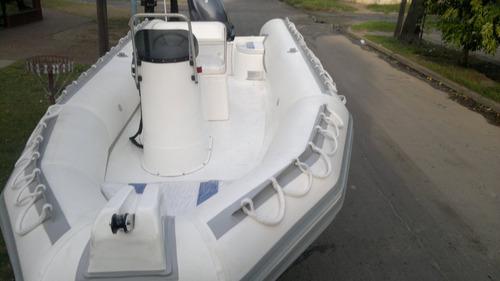 viking 6mts con yamaha de 115 hp 4 tiempos ecologico un lujo