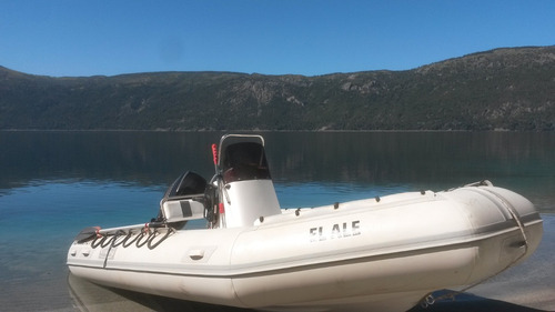 viking de 4,6 mts con mercury 50 hp 4 tiempos full full