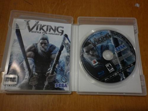 viking - para play station 3