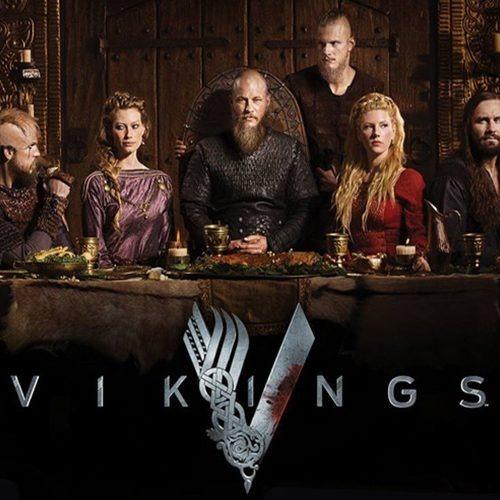 vikingos serie en español latino en hd. gratis