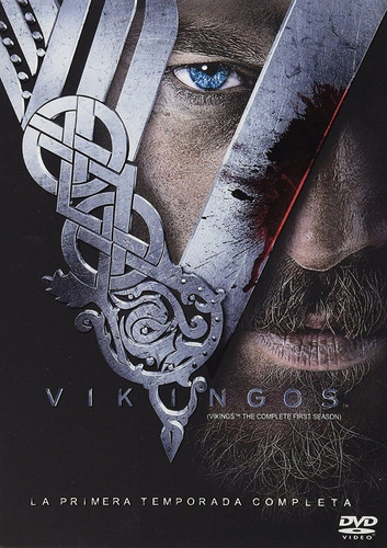 vikingos vikings primera temporada 1 uno dvd