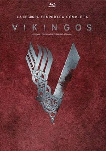 vikingos vikings temporadas 1 y 2 blu-ray