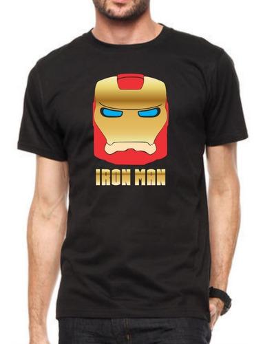 vikings, bts, iron man, star wars remeras personalizadas