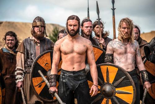 vikings / vikingos serie + regalo
