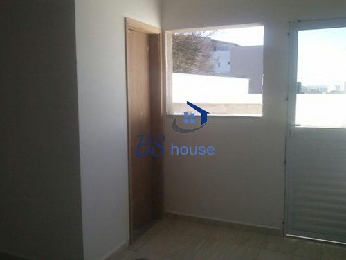 vila alzira - linda cobertura sem condomínio vila alzira - 4752