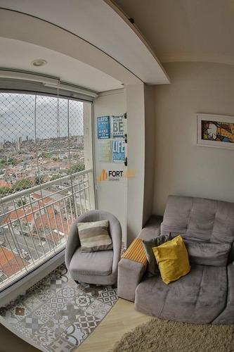 vila carrão/ apartamento a venda - ap00459 - 34300106