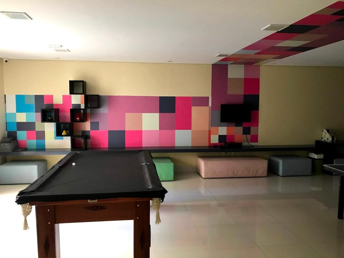 vila das merces - excelente apartamento em condominio clube
